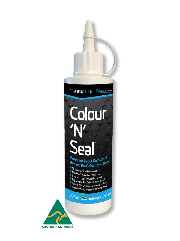 Colour'N'Seal - Premium Grout Colorant and Sealer
