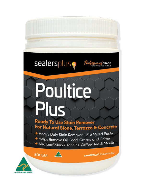 Poultice Plus - Pre Mixed paste for removing stains