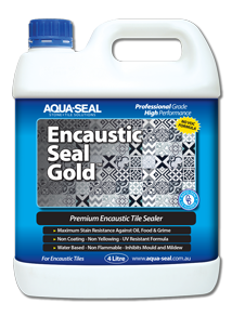 Encaustic Seal Gold™ Premium Encaustic Tile Sealer