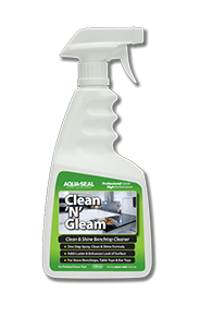 Clean'N'Gleam Spray and Wipe Cleaner and Deodoriser