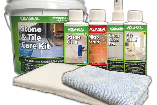 Stone and Tile Care Kit