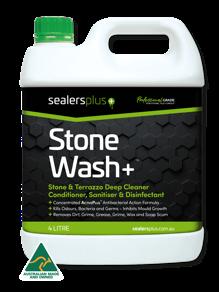Stone Wash+