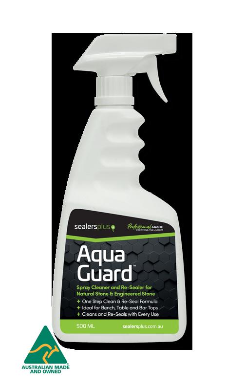 AquaGuard™ One Step Cleaner & Re-Sealer
