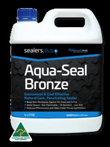 Aqua-Seal Bronze